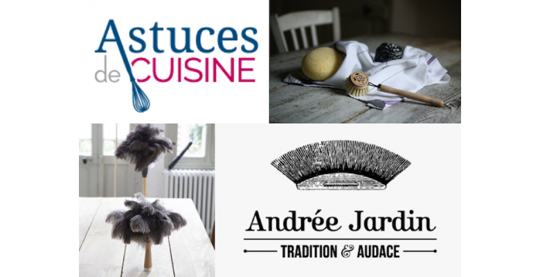 Une marque étonnante à découvrir chez Astuce de cuisine !