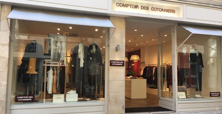 Poitiers le centre comptoir des cotonniers - Le comptoir des cotoniers ...