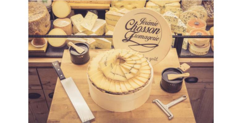 La fromagerie Jérémie Chosson lance sa Box raclette à composer !