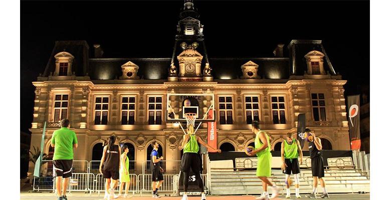 Remportez un T-Shirt Urban PB durant le festival 3x3 Poitiers