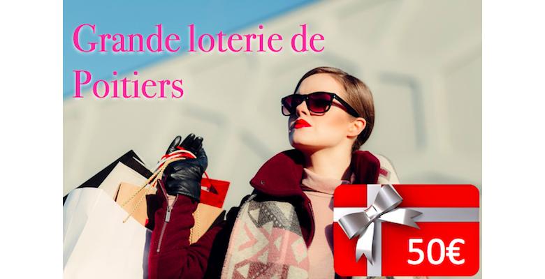 Grande loterie du mois de décembre : 50€ en points à gagner !