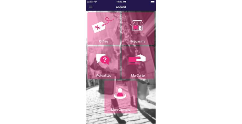 Téléchargez l'application mobile Poitiers le Centre pour rester informé !