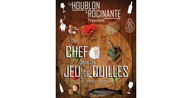 Un dîner en partenariat avec le Houblon le 19 septembre