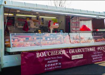 Retrouvez le camion de la Boucherie Point