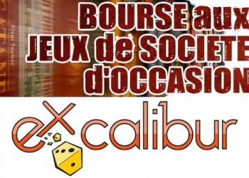 Tout savoir sur la BOURSE AUX JEUX DE SOCIÉTÉ D'OCCASION