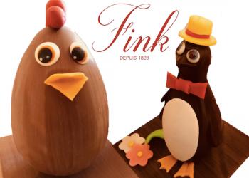 Découvrez les créations Fink spéciales Pâques