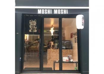Moshi Moshi déménage au 22 rue Magenta
