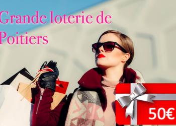 Grande loterie de juillet : 50€ en points à gagner !