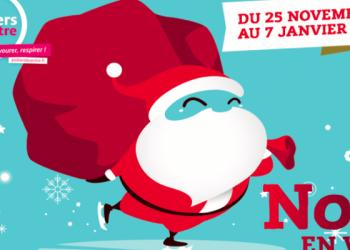 Opération Noël en ville à Poitiers : des animations et des cadeaux à gagner !