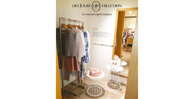 Un Personal Shopper pour un look sur mesure chez Un Jour Ailleurs