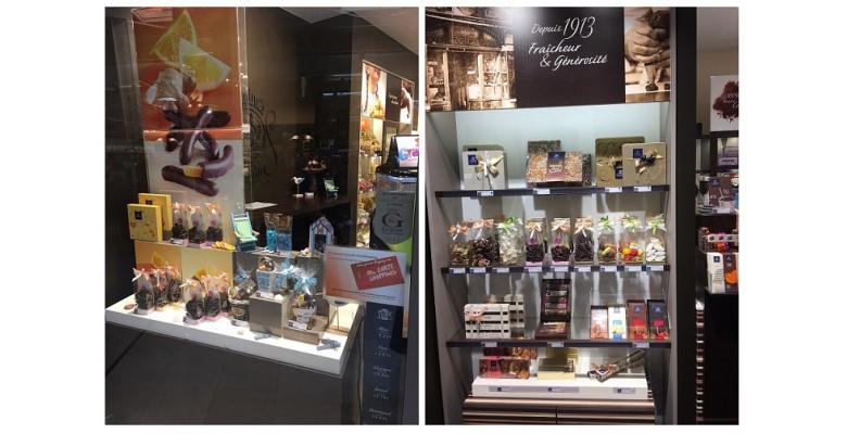 LEONIDAS Auchan Grasse