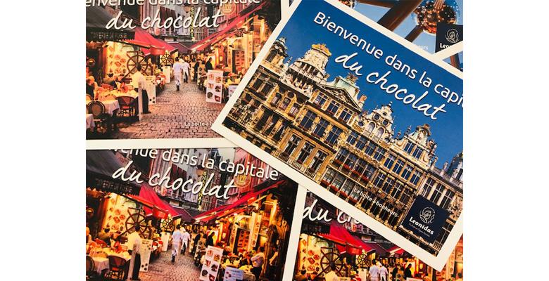 Remportez un bon d'achat de 50€ et partez à Bruxelles !
