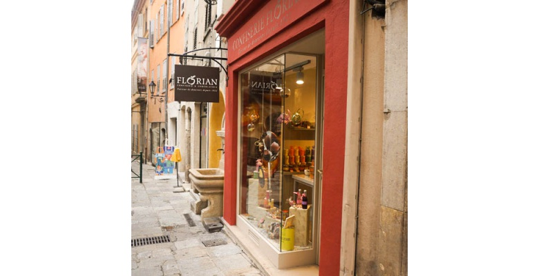 NOUVEAU ! CONFISERIE FLORIAN POINTS SHOPPING