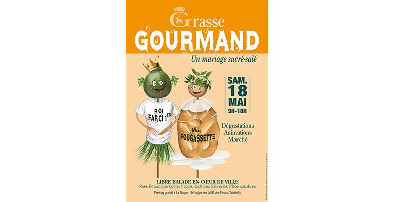 Participez à la Journée Gourmandise le 18 mai !