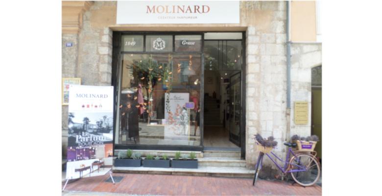 -25% et -30% aux Molinard Days !