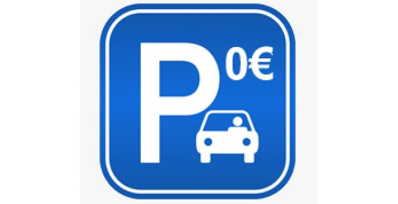 Parking offert pour le dîner dans votre restaurant