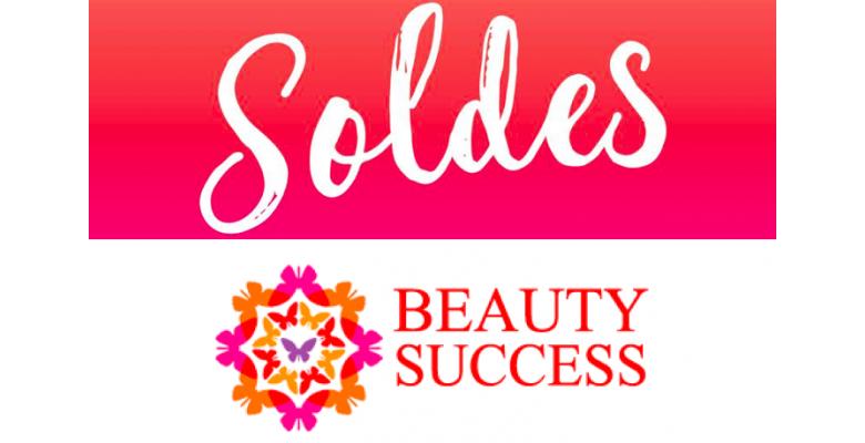 De -20 à -50 % de remise chez Beauty Success !