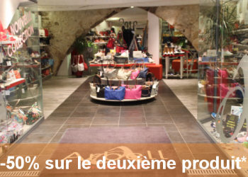 Soldes maroquinerie et chaussures chez Arbell