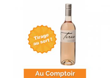 Un Magnum de rosé Teres Château du Rouet à gagner !