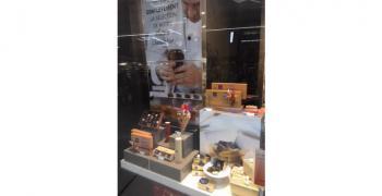 Retrouvez désormais les créations chocolat Leonidas au centre commercial Auchan Grasse !