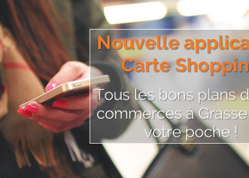Téléchargez l'application mobile de la Carte Shopping