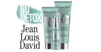 La gamme GO DETOX, une révolution dans votre salon Jean Louis David