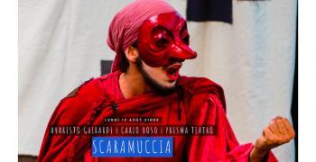 SCARAMUCCIA à découvrir le 13 Août 2018