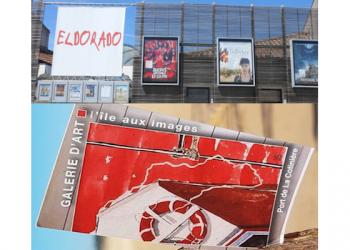 Exposition d'art au cinéma ELDORADO