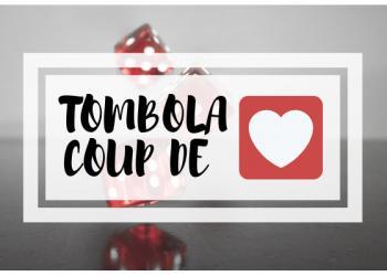 Tombola Coup de Coeur du mois de janvier : découvrez les participants