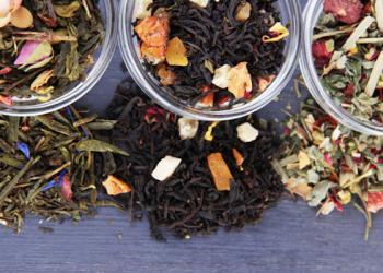 10% en points sur les thés en vrac