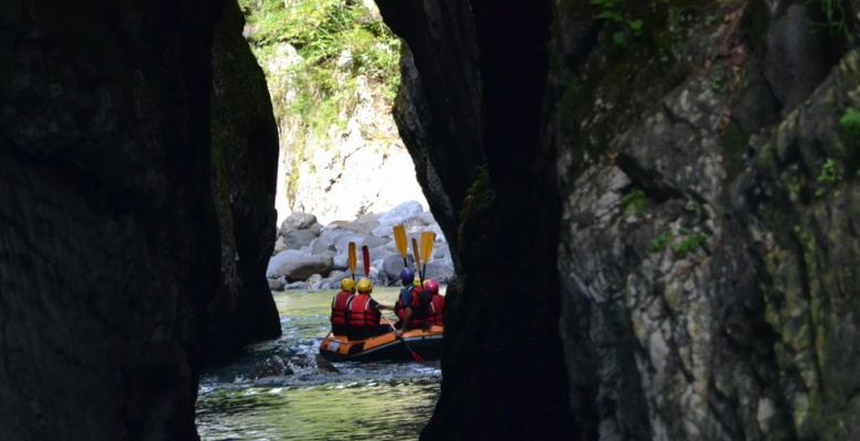 Rafting - Club des Sports La Clusaz