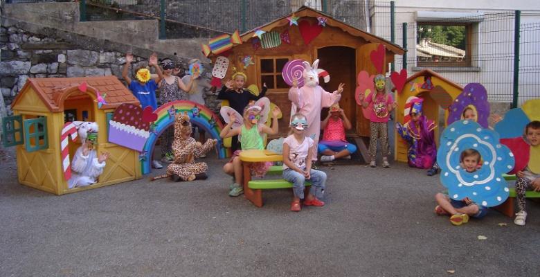 VILLAGE D'ENFANTS - LA CLUSAZ CLUB DES SPORTS